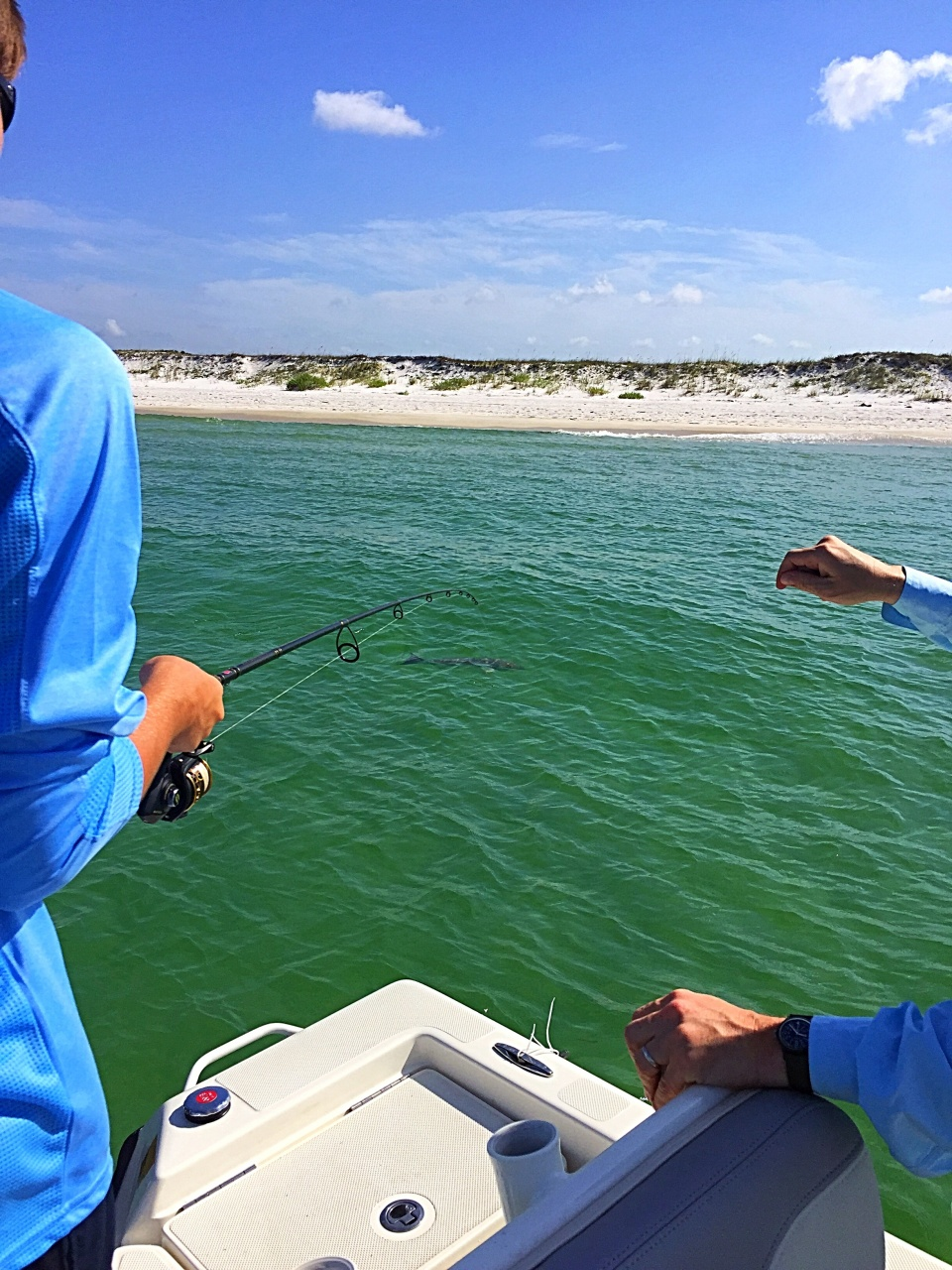 Fishing Charter Report Redfish University